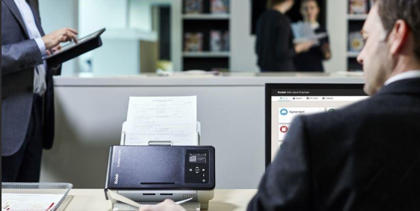 Preoblikujte svojo pisarno s Kodak ScanMate i1150WN in i1190WN